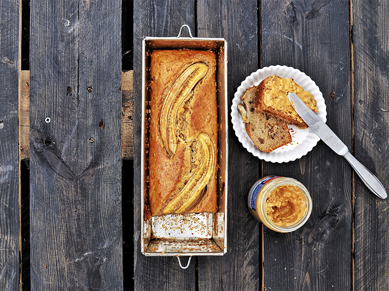 EPIC BANANA BREAD